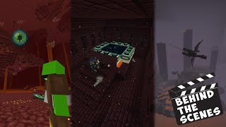 Dream - Beating Minecraft In The Nether Extra Scenes