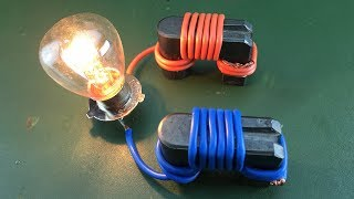 Amazing free energy magnet generator homemade easy at home