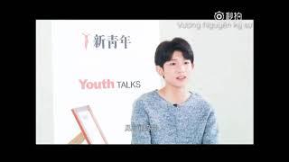 [Repo + Vietsub] Youth Talks - Tân thanh niên Vương Nguyên