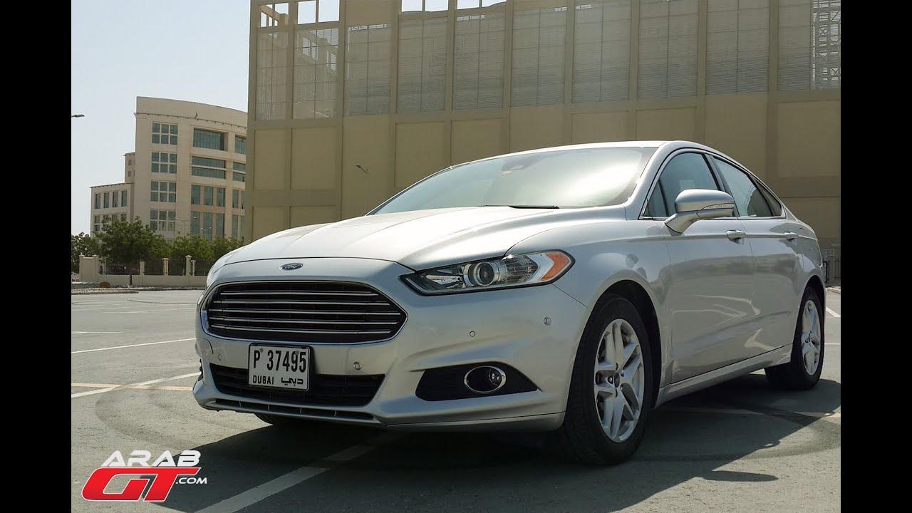 Ford Fusion 2014 فورد فيوجن Youtube