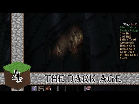 Battle for Conwy Castle! Episode 4 - The Depths of Moria!