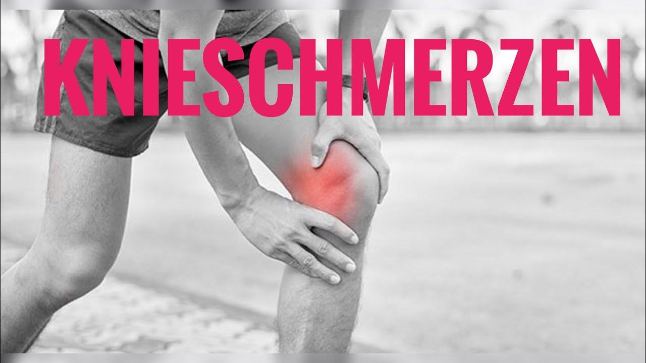 Knieschmerzen an der Innenseite - YouTube