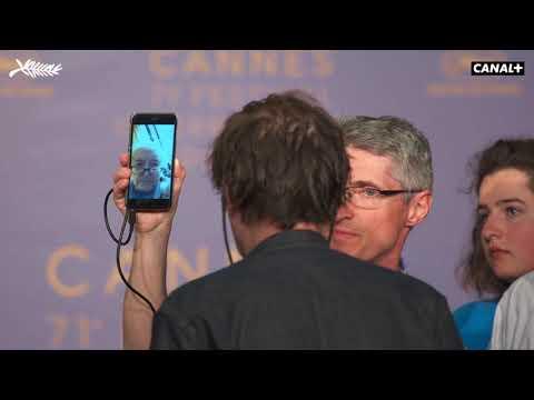 La conférence de presse 2.0 de Jean-Luc Godard - Cannes 2018