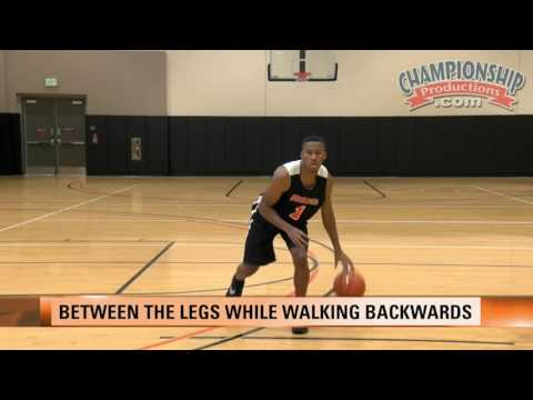 Ball Handling Drills with Damon Stoudamire!