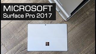 Обзор Microsoft Surface Pro 2017: цены, распаковка, внешний вид и первые впечатления
