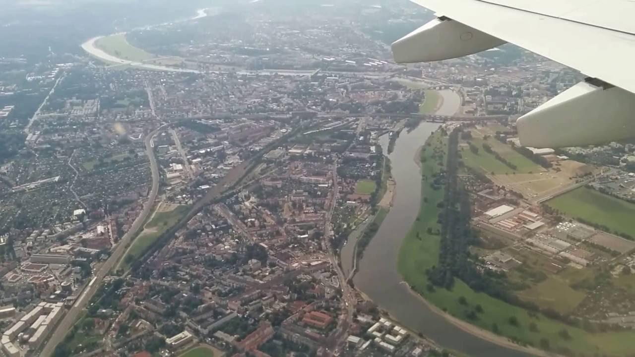 Abflug Dresden