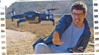 Die Drohne für SELBSTVERLIEBTE - DJI Mavic Air - Review