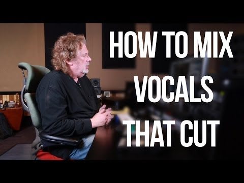 How to Mix Vocals That Cut - Into The Lair...