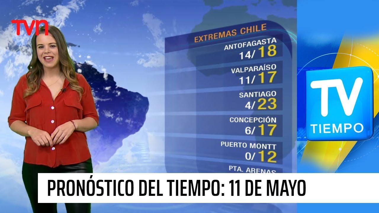 Pronóstico del tiempo: Martes 11 de mayo   TV Tiempo