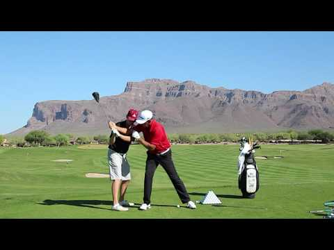 GOLF | What Jack Nicklaus told Mike Malaska about the Golf Swing!