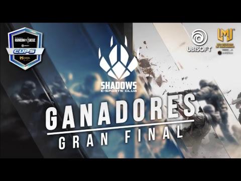 #R6SiegeCups - Gran Final (Shadows eSports Club vs Xenocide Gaming)