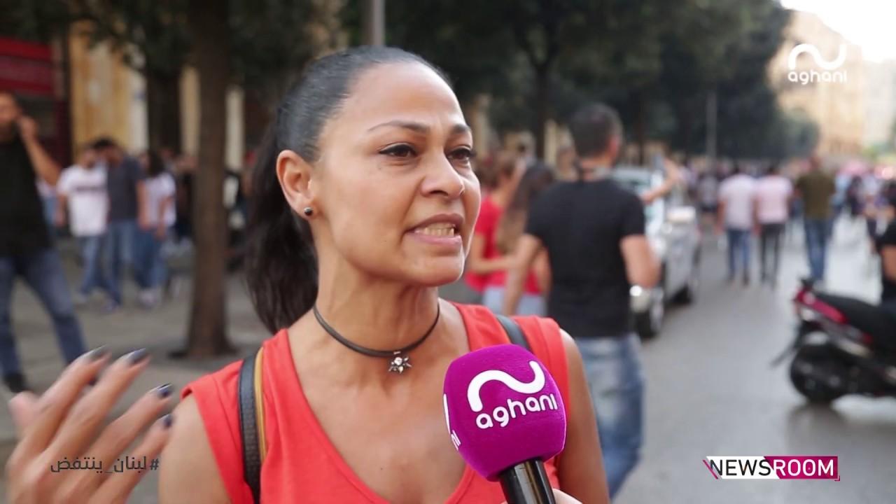 بيرناديت حديب: من واجب أي فنان أن يشارك الناس أوجاعهم.. شبعنا ذلّ وفساد وقهر!