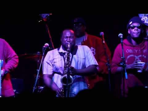 The Soul Rebels live at DBA- Sweat Dreams