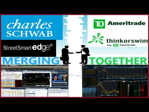 Charles Schwab TD Ameritrade Merger My Thoughts