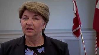 Bundesrätin Viola Amherd, Chefin VBS, wendet sich an die Armeeangehörigen im Dienst