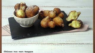Frittelle al limone | Divertirsi in cucina
