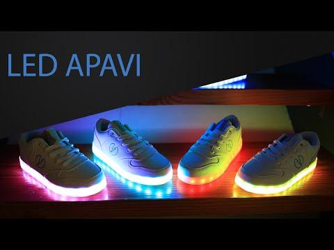LED apavi | THEDOBETTER
