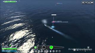Victory At Sea Gameplay (PC HD)