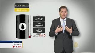 أبرز المشتقات النفطية