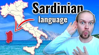 Sardinian Language | Can Italian, French, and Spanish speakers understand it?