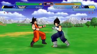 Dragon Ball Z Shin Budokai 2 Pc Gameplay