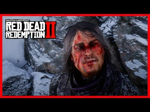 Red Dead Redemption 2 Easter Egg - John Marston Reveals How He Got His Scars! (RDR2 Easter Eggs)