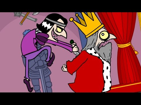 KILLING THE KING!  Murder Flash Game