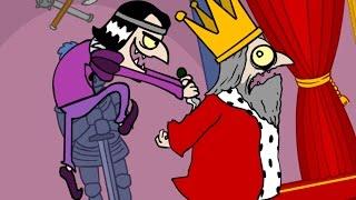KILLING THE KING! | Murder (Flash Game) thumbnail