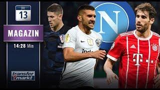 Wildert Napoli in der Bundesliga? Kramaric, Rebic & Martínez im Visier | TRANSFERMARKT
