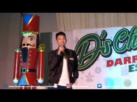 Darren Espanto D's Christmas Album Mall Tour at Pavilion Mall (11-24-2017)