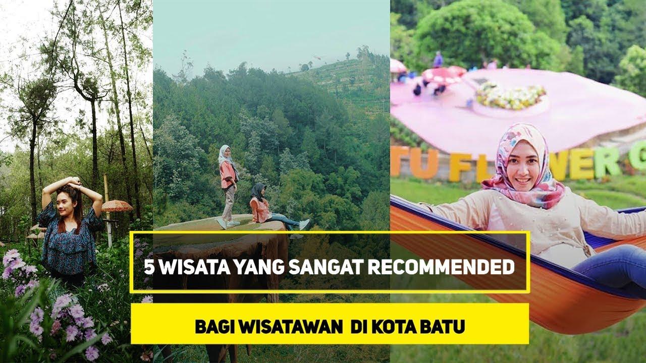 5 Wisata Di Kota Batu Yang Recommended Berbau Alam Dan Murah