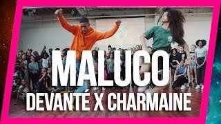 Скачать Afro Choreography By Devanté Walden Charmaine Promes Orokana Friends Workshops 5