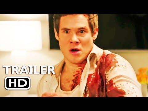 GAME OVER, MAN Official Trailer (2018) Netflix