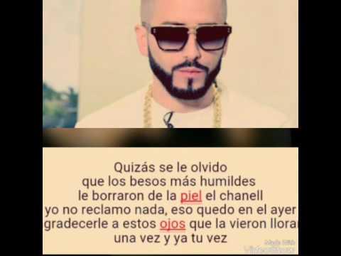 Ay mi Dios (letra)i'am chino ft. Yandel, pitbull,chacal