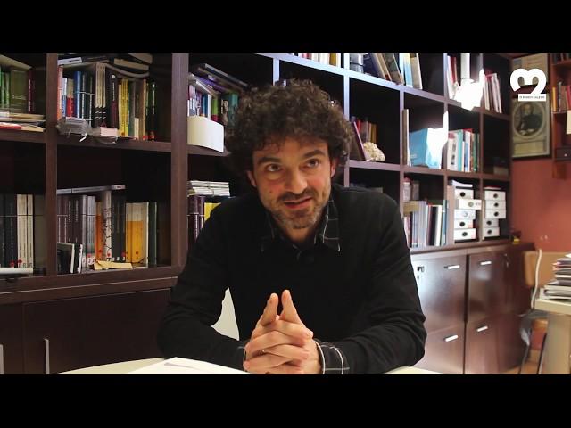 Conversa sobre O Diario Galego con Henrique Alvarellos