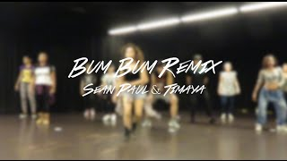 Bum Bum Remix By Sean Paul & Timaya | Dancehall Choreography