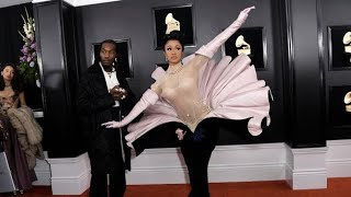 Cardi B Invasion of Privacy Wins Grammy for Rap Album of The Year | Nipsey Hussle & Pusha T Robbed?