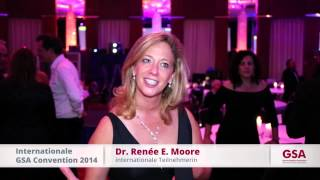 GSA Convention 2014: Interview mit Dr. Renée E. Moore