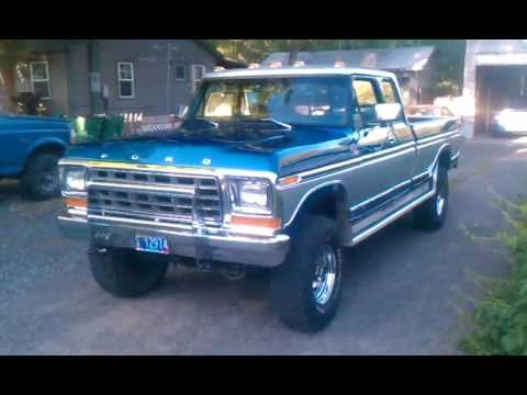 1979 F250 Supercab 4x4 On Ebay Youtube