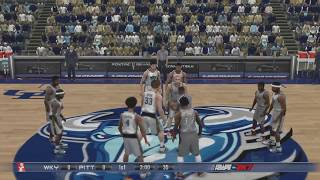 W Kentucky v Pittsburgh (11) - College Hoops 2K7 NCAA March Madness
