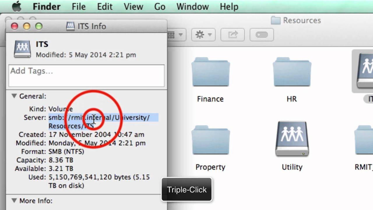how to make a folder mac