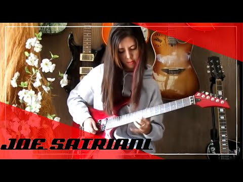Always with Me, Always with You (Joe Satriani) - Andressa Mouxi