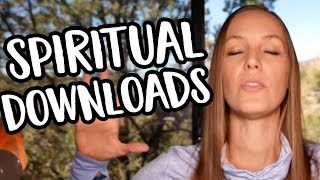 Spiritual Energy Downloads- What Are They And How Can You Access Them!?