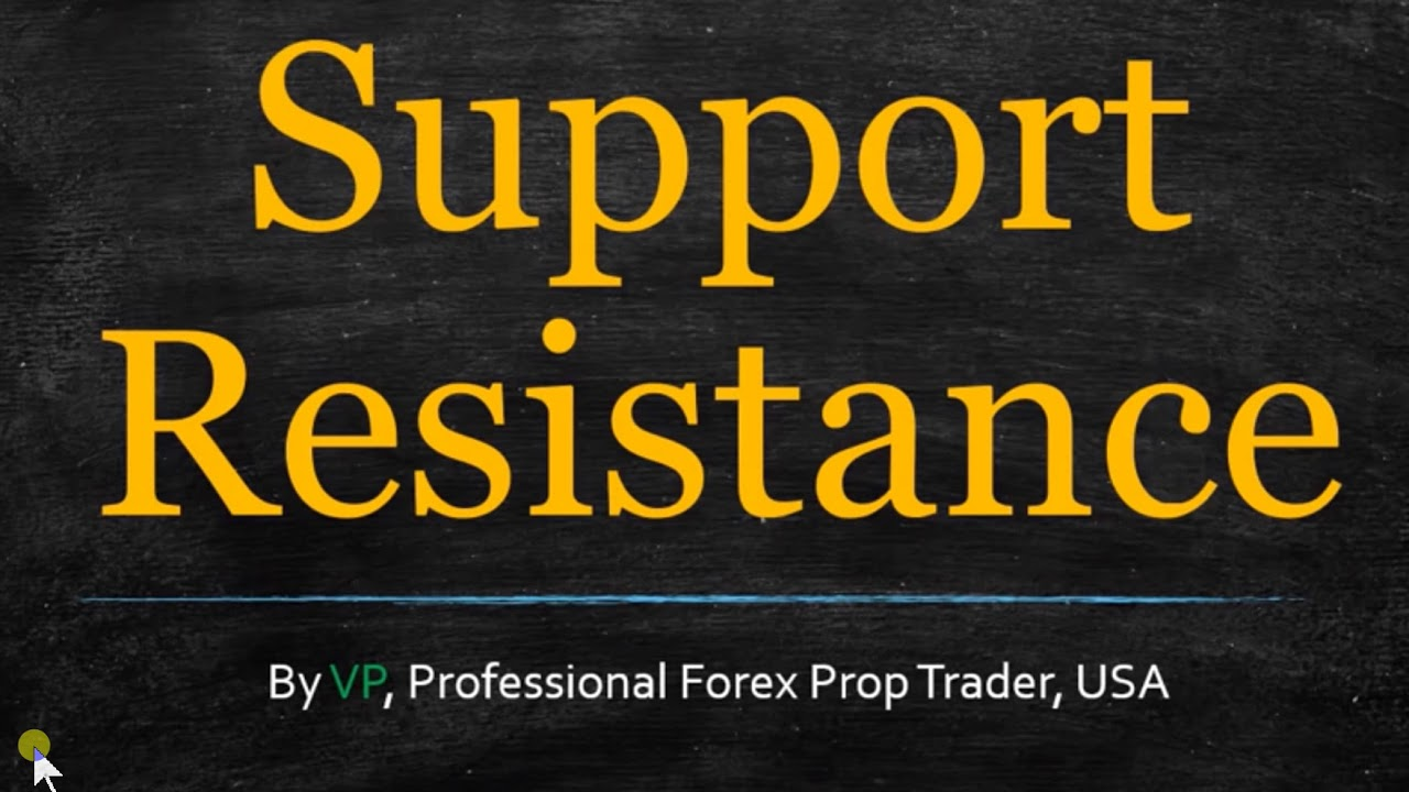 Support and Resistance - blogger.com