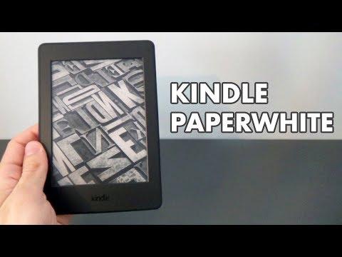 Kindle Paperwhite 7: Unboxing Y Cómo Usarlo - 2017