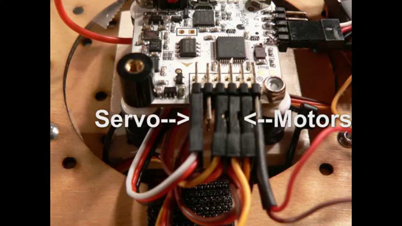 medium resolution of naze 32 tricopter tips youtube rh youtube com wiring cc3d spektrum wiring cc3d spektrum
