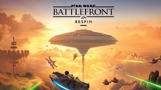 Star Wars: Battlefront  — DLC «Bespin» . Трейлер.