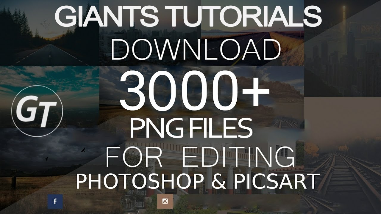 3000 png files download for picsart and photoshop