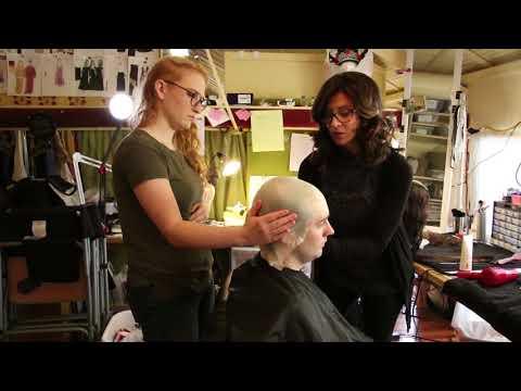 Florentine Opera presents: A bald cap transformation for Magic Flute