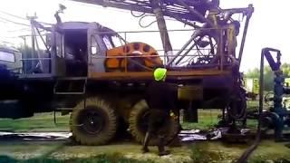ВРХ. Спостереження за роботою бригади ВРХ (ВАТ ''НК ''Роснефть'')